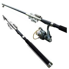 Separated double rod fishing rods inserted automatic automatic automatic rod