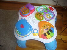 Fisher Price Laugh and Learn Fun Friends Musical Table