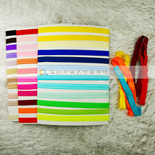 Lot Toddler baby Girls DIY Stretchy HeadBands 1.5cm Head band Hairband for bow