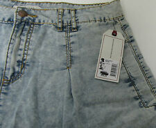 Adam Levine Womens Denim Skirt Juniors Size