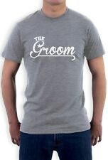 The Groom - Wedding Bachelor Party Gift Idea Funny T-Shirt Novelty Gift