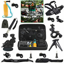 19 in 1 Outdoor Sports Accessories for Sony Action Cam HDR-AS20/AS100V/AS200V