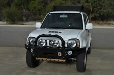 SUZUKI JIMNY 11/2012 ONWARDS, XROX COMP BULL BAR, ADR, AIR BAG WINCH BAR