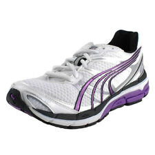 PUMA WMNS COMPLETE VECTANA 3 RUNNING SHOES WHITE SILVER DEWBERRY BLACK 185777 01