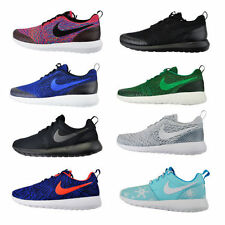 NIke Roshe One Rosherun Print Flyknit SE Free Running Shoes Shoes Casual