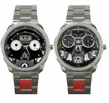 New Hot Sport Metal Watch 2010 2012 Kawasaki Ninja ZX-14R Speedometer