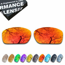 TAN Polarized Lenses Replacement for-Oakley Scalpel Sunglass-Multiple Options