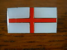 St George flag collectable pin badge. English lapel badge. England