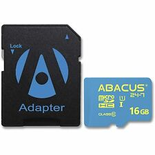 16 GB Memory Card Class 10 micro SD for LG Phone Models + SD Adapter