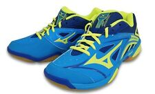 Mizuno JAPAN Badminton Shoes Wave Fang SS Speed Style 71GA151045 Blue