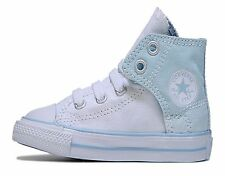 Converse CT AS EASY HI, White/Ambiem TODDLER SIZE: 6c & 10c  New - Free Shipping