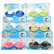 Adult Summer Diving Swimming Glasses Goggles Set Earplugs Nose Clip GC
