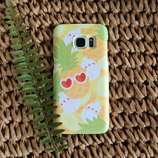 Cute Molang Phone Hard Back Skin Case Cover for Smart Phone - Fineapple