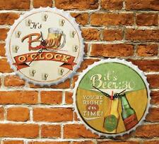 Clock Beer Themed Wall Clock Battery Operated DII 29715