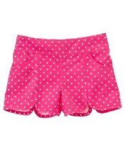 NWT Gymboree Girls Cape Cod Cutie Scalloped Shorts Size 6-12 M