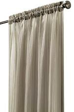 Home Decorators Collection Silky Sheer Drapery Panel