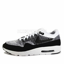 Nike Air Max 1 Ultra Flyknit [843384-100] NSW Running White/Black