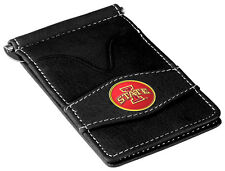 Iowa State Cyclones Player's Leather Wallet