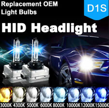 OEM Xenon Light Bulbs 2X HID D1S Low Beam Replacement Headlight  AUTO-DN