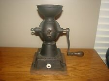 Antique ENTERPRISE MFG. Co Coffee Grinder Mill No. 1 Patented 1873 Cast Iron