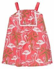 NWT Gymboree Girls Palm Beach Paradise Flamingo Top Size 6