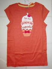 NWT Gymboree Girls Sunny Citrus I'm the Icing on the Cake Top Size 8