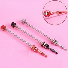 1 pair QR Quick Release Skewer Titanium Ti for MTB Bicycle Cycling 100/135mm hub