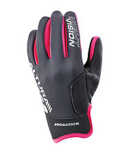 ALTURA WOMENS NIGHT VISION WINDPROOF GLOVES BLACK/RASPBERRY LARGE SRP £29.99