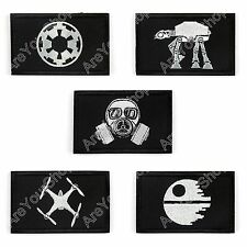 Star Wars Military Tactical Embroidery Army Morale Hook Patch Badge Military