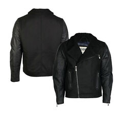 Mens Dissident Maguire Aviator Jacket Sizes S- XL