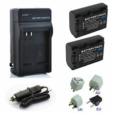 Battery / Charger For Sony Handycam HDR-CX110E, HDR-CX110E HDR-CX150E HDR-CX160E