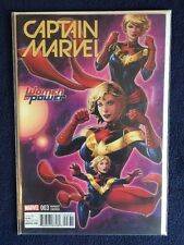 Captain Marvel # 1 Women of Power Variant Marvel Comics NM 2016