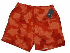 Zegna Sport Mens Swimshorts Camouflage Beach Shorts Size L