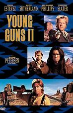 Young Guns 2 (DVD, 1999, Snapcase) NEW Sealed