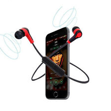 Earbuds Headphone Microphone New Bluetooth Sport Running Headset Stereo Wireless