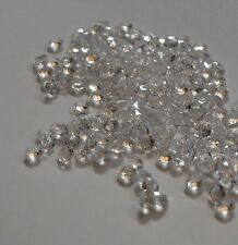 2000 4.5mm SCATTER DIAMOND CRYSTALS WEDDING TABLE DECORATIONS CONFETTI UK SELLER