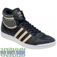 adidas Originals Womens Trainers HI Top Ten Sleek Basketball Shoes