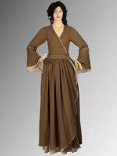 Medieval Renaissance Maiden or Peasant Castle Dress in Muslin Cotton Costume
