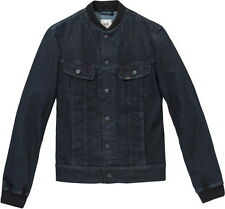 NEW  LEE BOMBER  RIDER  JACKET DENIM DEEP BLUE  REGULAR FIT S/M/L/XL/XXL