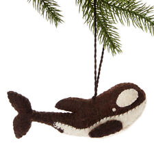 Orca Felt Holiday Ornament – Silk Road Bazaar (O)
