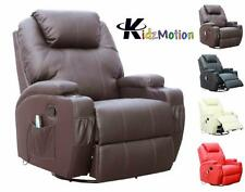 Kidzmotion Leather Recliner Gaming Chair - EX-DEMO