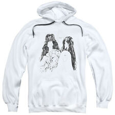 AEROSMITH DRAW THE LINE MENS ADULT UNISEX PULLOVER HOODIE
