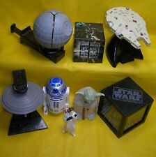 1996 STAR WARS Trilogy TACO BELL Movie Promotion Kids Meal TOYS Especial Edition