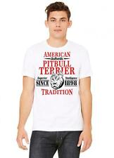 Authentic American Pit Bull Terrier Tradition Tshirt | Authentic Ameri