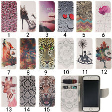 Wallet filp pu Leather Case cover Pouch For iphone 4s 5c 5s 6 6s 6 plus 6s plus