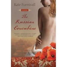 The Russian Concubine by Kate Furnivall (2007, Paperback)