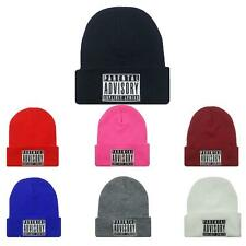 7 Color Knitted Skull Autumn Winter Ski Warm Baggy Acrylic Beanie Cap Hat Unisex