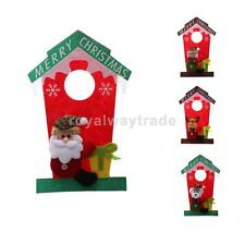 Lovely Xmas Christmas Hanging Decorations Home Store Wall Door Tree Hangings