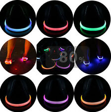 LED Luminous New Cycling  Shoe  Safety Warning  Night  Running Sports Clip Light