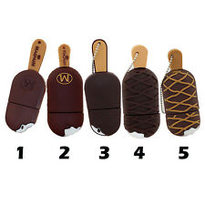 Magnum Ice Cream USB Memory Stick 4GB 8GB 16GB 32G 64G Flash Drive Pen Drive Lot
